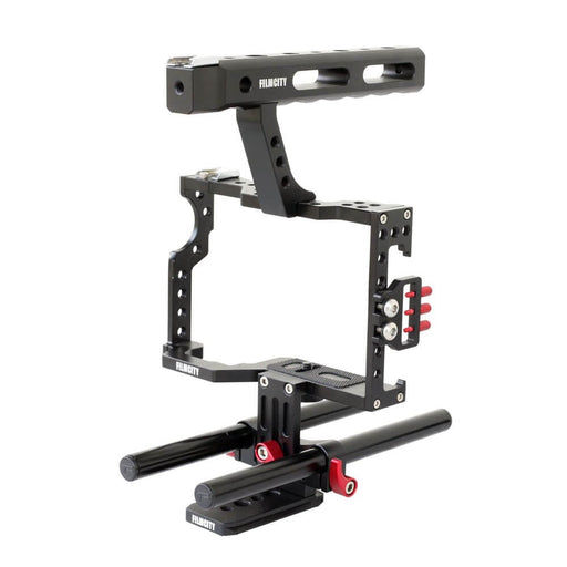 Filmcity DSLM Mirrorless Camera Cage