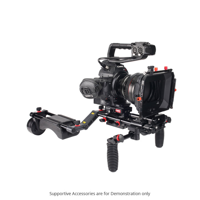 Filmcity FC-10W Handheld Camera Rig with Counter Weight
