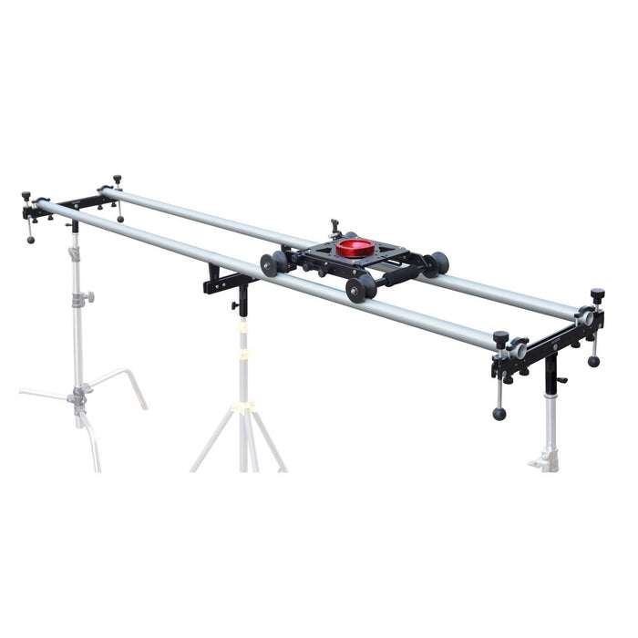 Proaim Fusion 8ft Versatile Slider Dolly with Track System