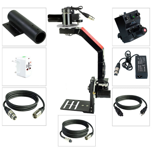 Proaim Spin Pro Pan Tilt DSLR Motorized Head