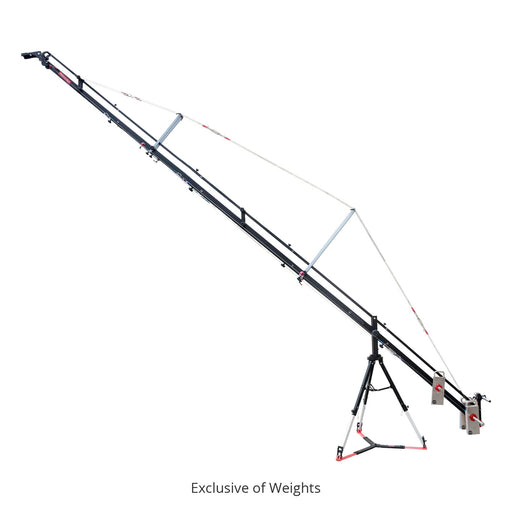 Proaim Fly 22' Camera Jib Crane with 100mm Stand