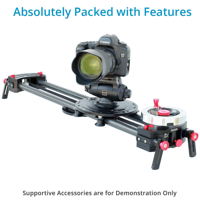 Proaim 2ft Moonwalk Video Camera Slider