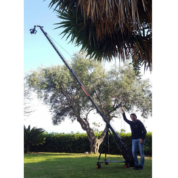 Proaim 38ft/12mtr Royal  Camera Crane Video Film Production Package