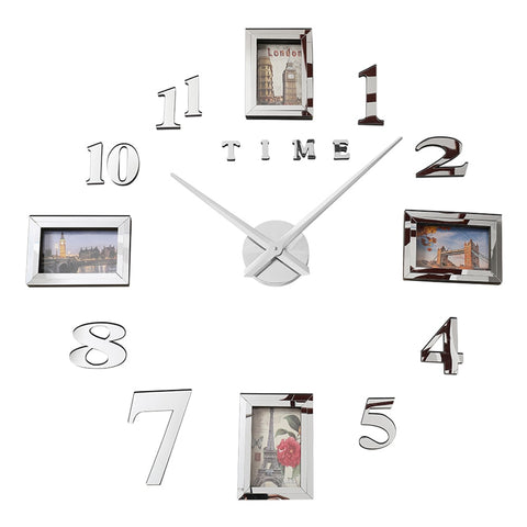 photo horloge stickers