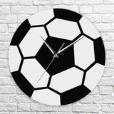 Horloge originale ballon de football