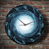 Horloge originale galaxie