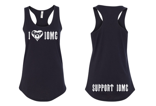 IOMC Racerback - IRON ORDER SUPPORT Womens