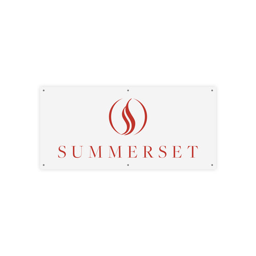 Summerset 4x8 Gray Banner