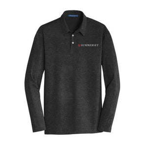 Summerset Long Sleeve Polo