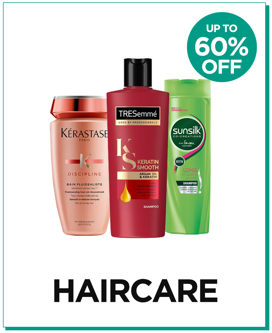 Haircare-Category
