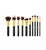 Bh Cosmetics- Sculpt and Blend 2 10 Piece Brush Set