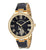 U.S. Polo Assn. Women's Analog-Quartz Watch with Alloy Strap, Gold, 14 USC40320
