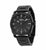 Fossil- Men's 42mm Machine Black IP Stainless Steel Dress FS4775