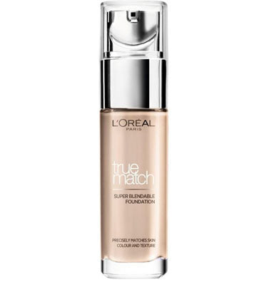 L'Oreal Paris-True Match Foundation - 4.N Beige 30 ml by L'Oreal CPD priced at #price# | Bagallery Deals