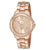 U.S. Polo Assn- Rose Gold-Tone Bracelet Watch For Women, USC40078AZ