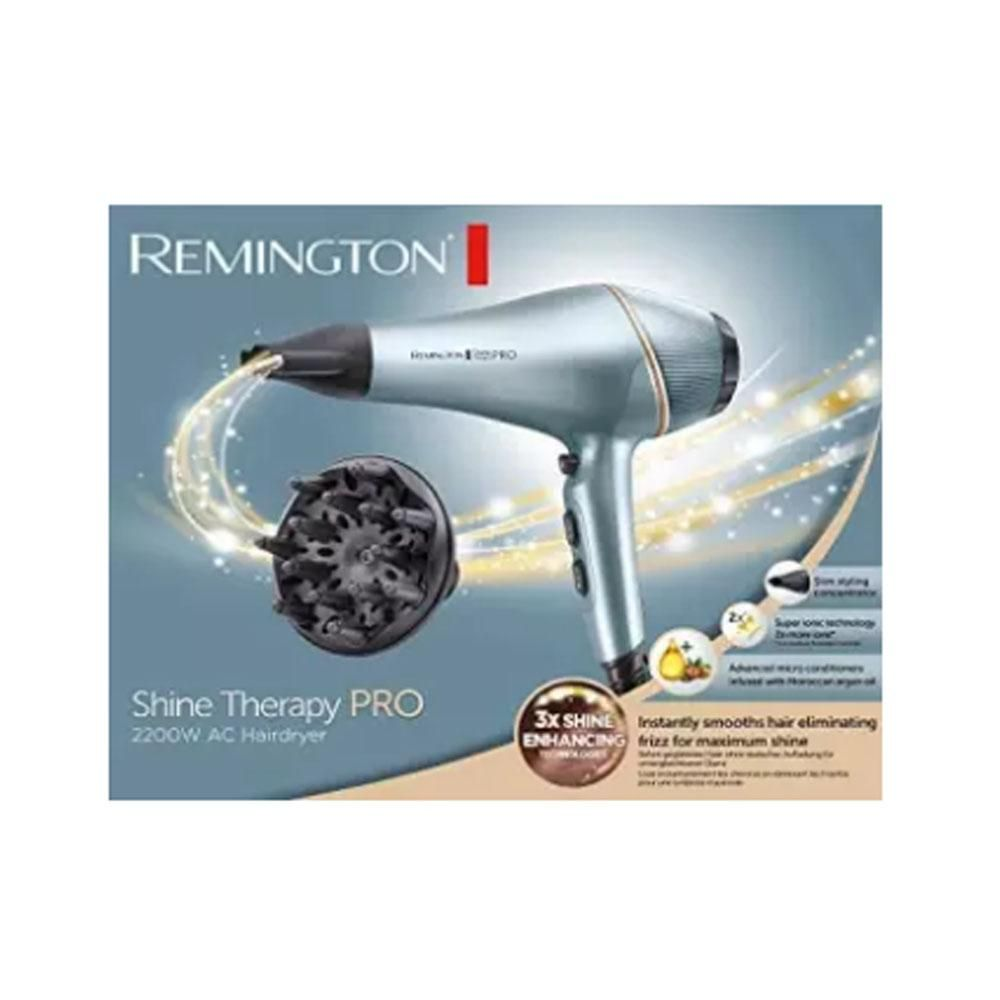 Remington- Shine Therapy Pro Hair Dryer AC9300 by Gilani priced at 14625 | Bagallery Deals
