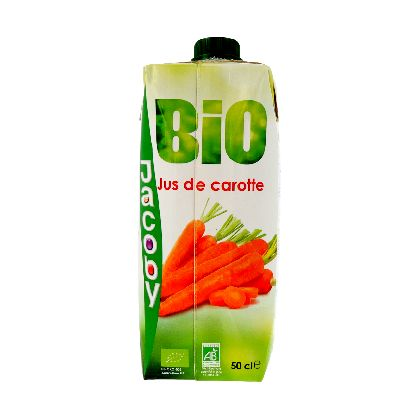 Jus Carotte 500ml Jacoby