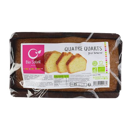 Quatre Quarts 260g Alpes Biscuits