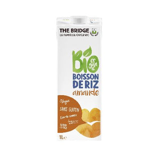 Boisson Riz Amande Lt The Bridge