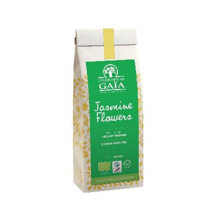The Jasmin Flowers Vert Chine 100g Gaia