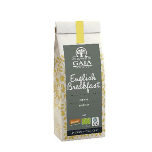 The English Breakfast Noir Melange 100g Gaia