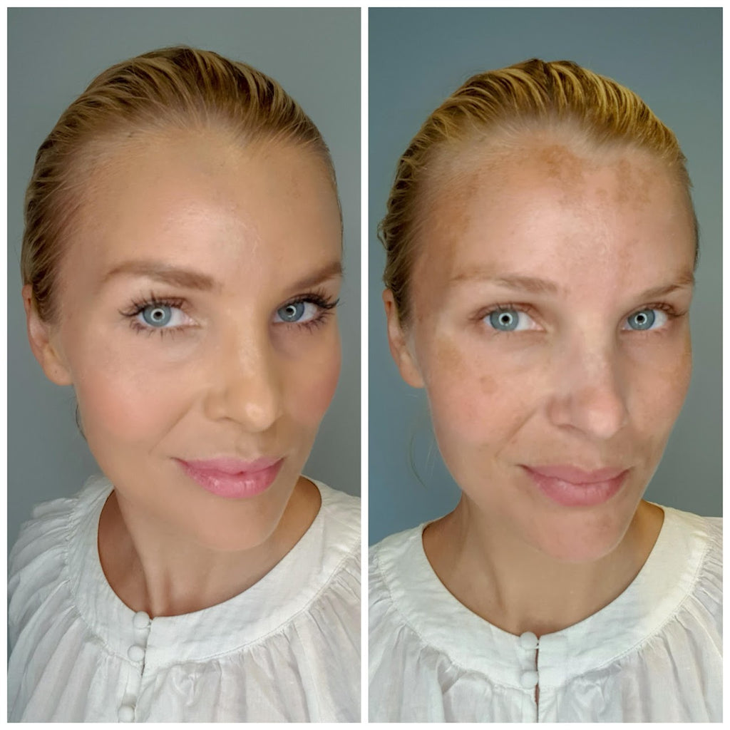 IT Cosmetics CC Cream Real results