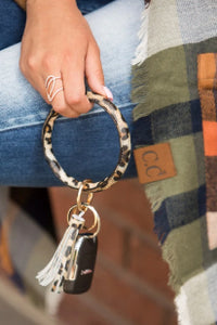 Key Ring Bangle (more color options)