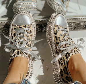 Canvas Bling Shoes (more style options)