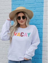 Load image into Gallery viewer, VACAY Pullover