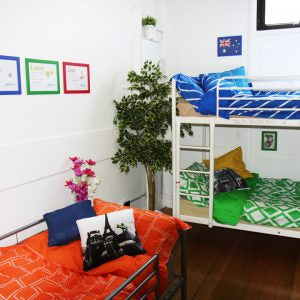 Casa Melbourne 4 settimane + pick up all'aeroporto