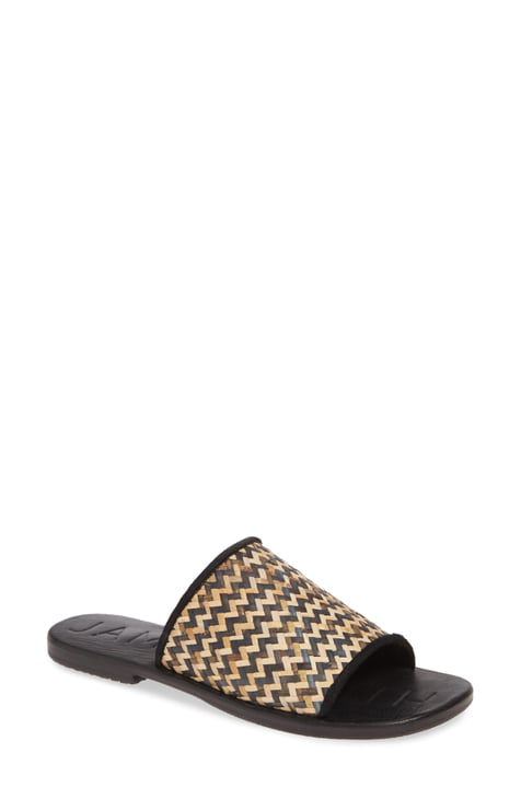 Off-Duty Woven-Black/Natural
