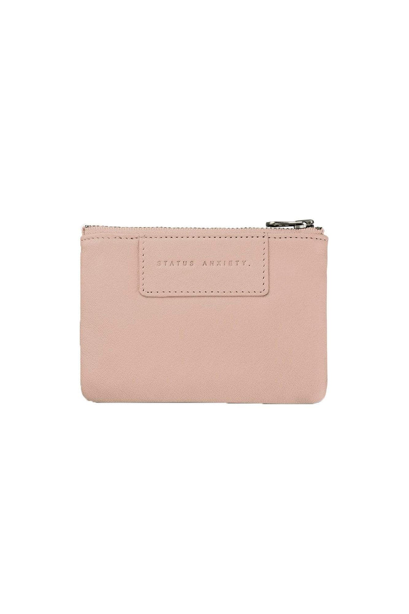 Anarchy Purse - Dusty Pink