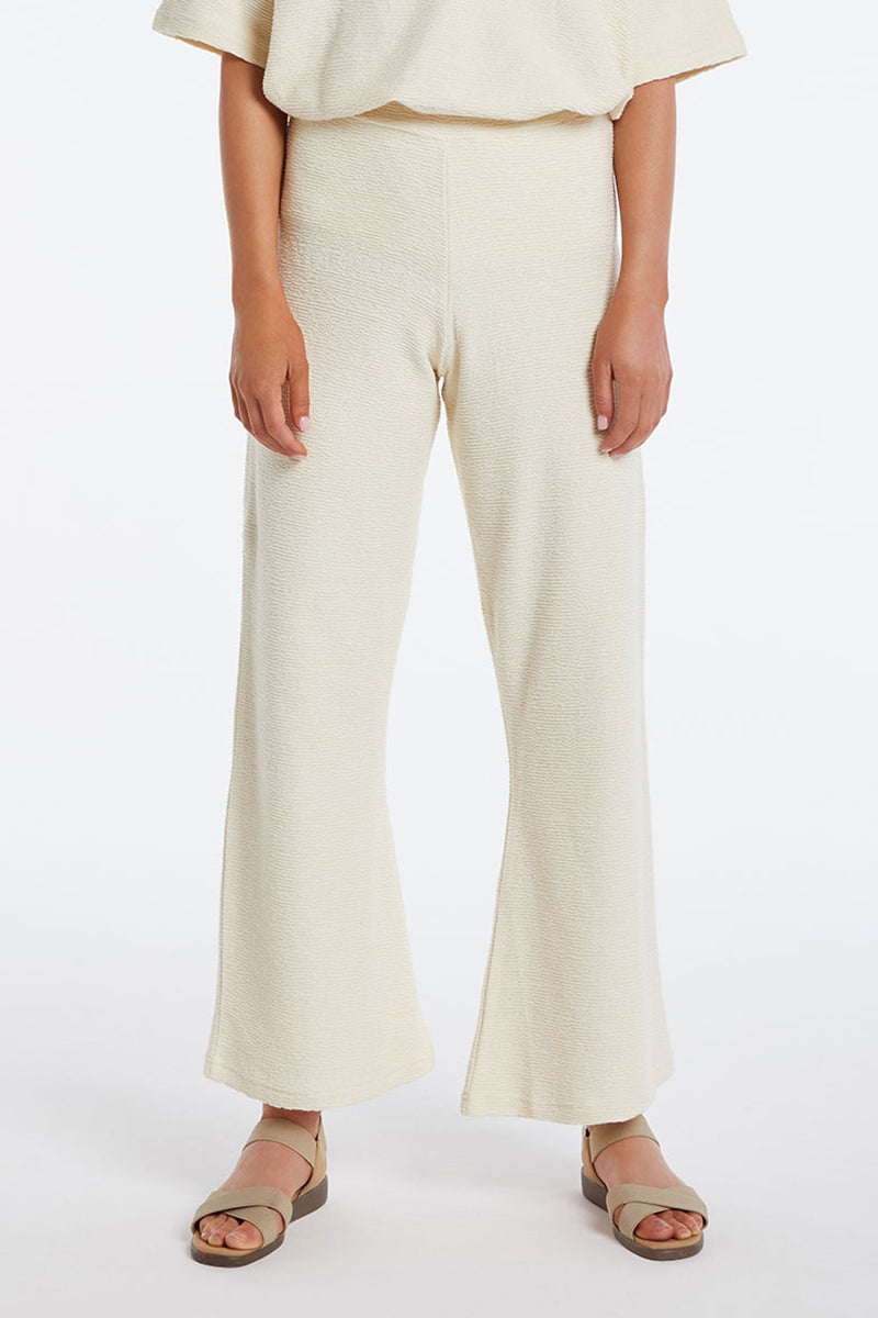 Rendered Pant - Cream