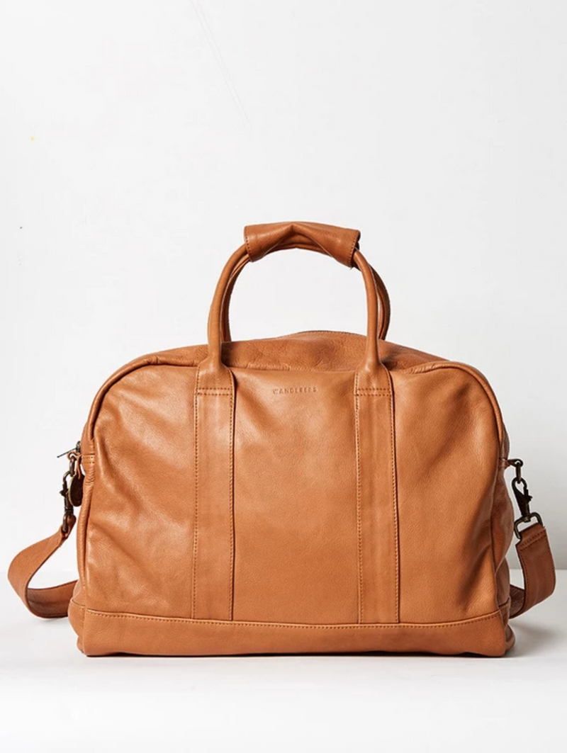 The Sicilian Weekender-Tan