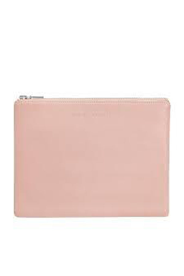 Anti-Heroine Clutch-Dusty Pink