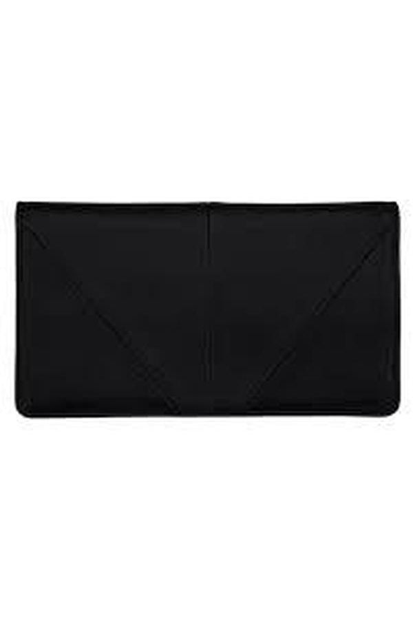 Triple Threat Wallet-Black