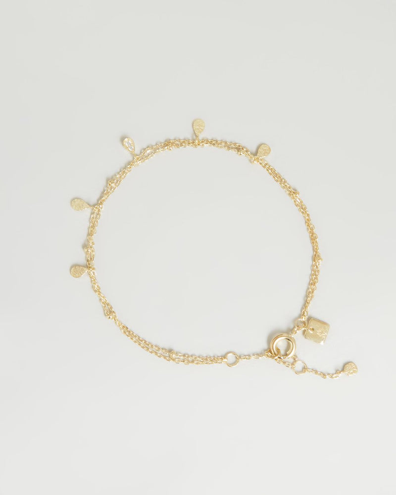 Gold Illuminate Bracelet