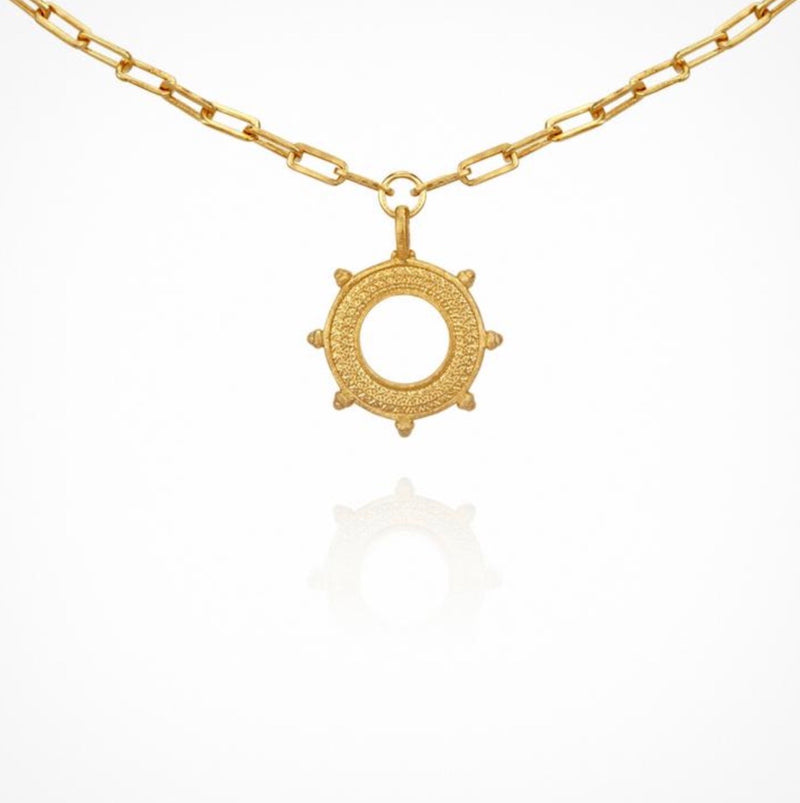 Asha Necklace - Gold