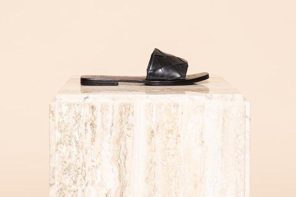 Lecco Slide - Black