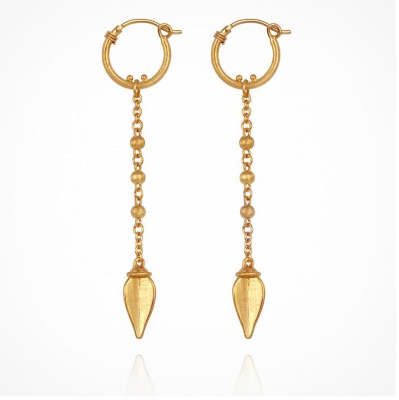 Anthea Earring - Gold
