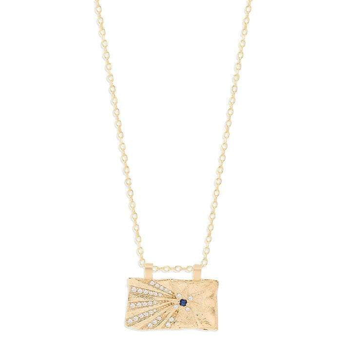 Gold Wish Necklace