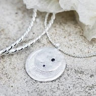 Celeste Necklace Silver