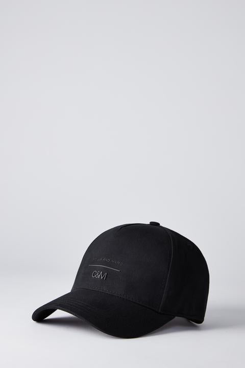 George Hat - Dark Charcoal