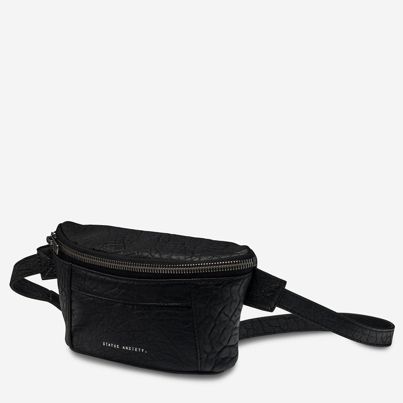 Best Lies Bag - Black Bubble