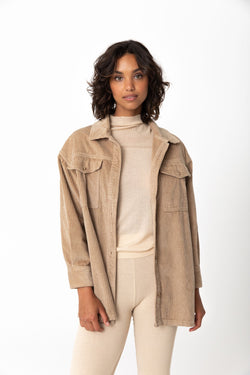 Harry Jacket - Fawn
