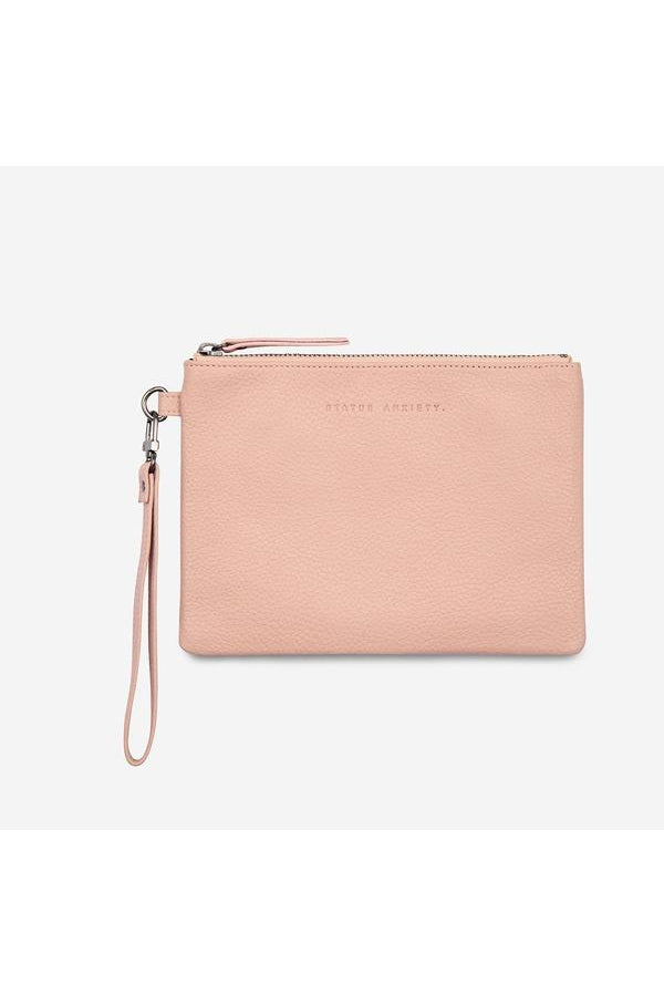 Fixation Wallet-Dusty Pink