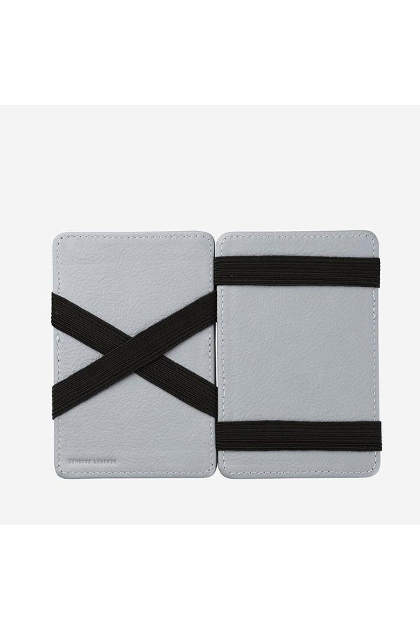 Flip Wallet-Light Grey