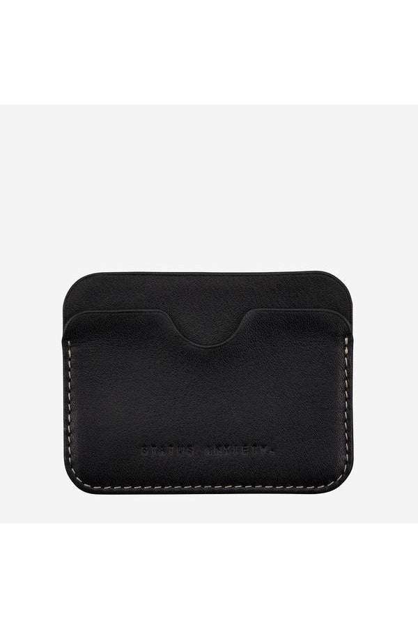 Gus Wallet-Black