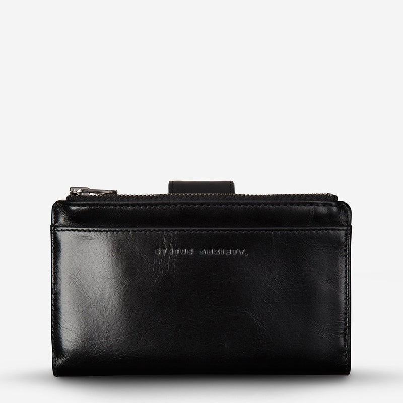 Outsider Wallet-Black