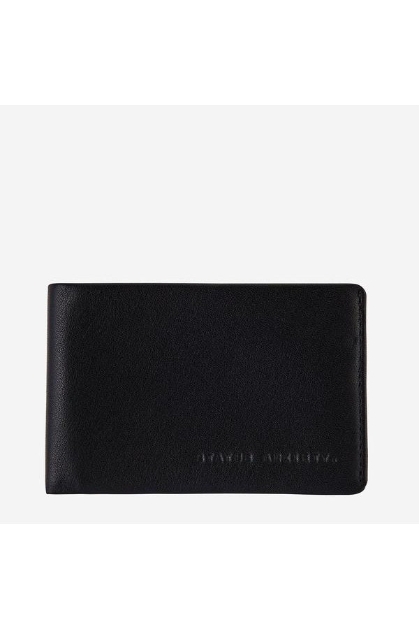 Quinton Wallet-Black